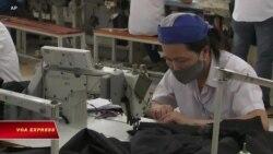 Truyền hình VOA 14/10/20: Thâm hụt thương mại của Mỹ với Việt Nam tăng cao kỷ lục