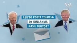 ABD'de Posta Yoluyla Oy Kullanma Nasıl Oluyor?