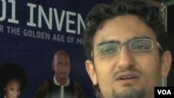 El activista egipcio y ejecutivo de Google, Wael Ghonim, se refirió al rol de la tecnología en la historia de su país.
