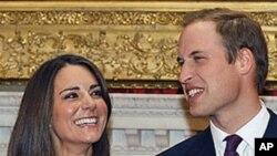 งานใหญ่ในอังกฤษของปี 2554 คือราชพิธีอภิเษกสมรสเจ้าชายวิลเลียม
