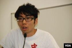 香港中文大學學生會會長鍾耀華認為,參與大專學界佔中商討日的學生,有份為香港政制發展撰寫歷史