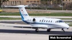 Atatürk Havalimanı'nda düşen TC-KON kuyruk kodlu uçak SANKO Holding'e bağlı İSKO Tekstil şirketi adına tescilli görünüyor