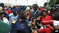 尼日利亞總參謀長巴德