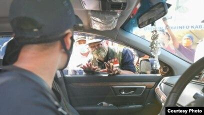 Psbb Bandung Raya Diwarnai Pelanggaran Disiplin Warga