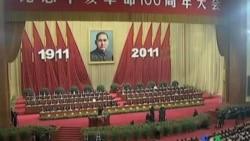 2011-10-09 粵語新聞: 江澤民數月來首次公開露面