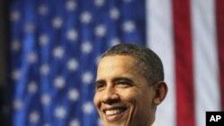 奧巴馬發表有關教育演說。