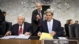 Predsednik Senatoskog odbora za spoljnu politiku Džon Keri na današnjem pretresu o napadu na američki konzulat u libijskom gradu Bengaziju