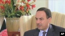 مصاحبه با سفیر جدید افغانستان در واشنگتن