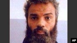 Ahmed Abu Khattala, responsable présumé des attentats meurtriers de 2012 contre des Américains à Benghazi, en Libye, capturé le 15 juin 2014 à la périphérie de Benghazi, ici sur une photo non datée obtenue sur Facebook.