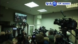 Manchetes Mundo 15 Dezembro 2017: Ex-ministro russo vai para colónia penal