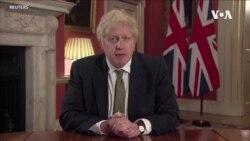英國實施新一輪新冠疫情封鎖措施