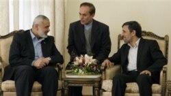 قدردانی اسماعيل هانيه از جمهوری اسلامی برای حمايت از حماس