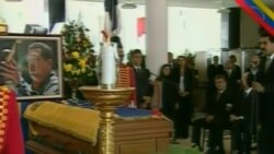 Chavez Legacy Praised at Funeral