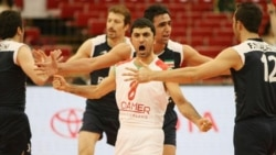 دومین شکست والیبال ایران در جام جهانی