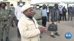 Nyusi recebe tropas ruandesas que chegaram a Moçambique
