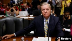 Seneta Lindsey Graham wa chama cha Republican