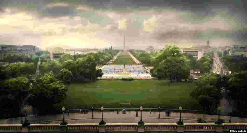 Union Square, proyecto presentado por Gustafson Guthrie Nichol & Davis Brody Bond.
