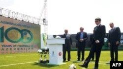 Azərbaycan futbolunun 100 illik yubileyi keçirilir