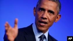 Durante la reunión de la Asamblea General de la ONU en Nueva York Obama instó a otros países a luchar contra el grupo Estado Islámico.