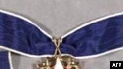 Объявлены имена лауреатов Президентской медали свободы