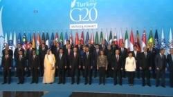 París domina, pero el G20 discute otros temas