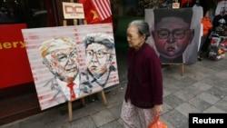 AQSh va Shimoliy Koreya rahbarlari ikkinchi bor uchrashdi
