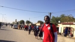 Reportage d'André Kodmadjingar, correspondant à N'Djamena pour VOA Afrique