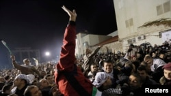 Israel Frees More Palestinian Prisoners