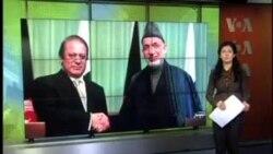 بازدید صدراعظم پاکستان از افغانستان