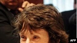Ủy viên đặc trách chính sách đối ngoại của EU, bà Catherine Ashton