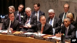 Ông Obama nói rằng hơn 15.000 chiến binh nước ngoài từ hơn 80 nước đã đổ về Syria trong những năm gần đây.