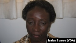 Antónia Maiato, Directora Provincial da Família e Promoção da Mulher em Malanje