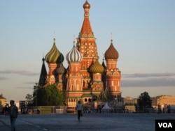 莫斯科紅場
