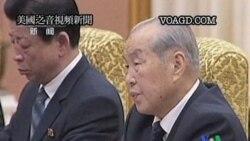 2011-10-24 美國之音視頻新聞: 中國敦促北韓與美韓改善關係