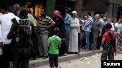 تصویری از شهر حلب تحت سلطه مخالفان بشار اسد