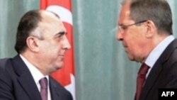 Sergey Lavrov:və Elmar Məmmədyarov
