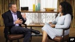 Armstrong u intervjuu sa Oprom Vinfri