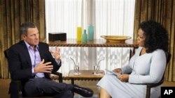 阿姆斯特朗在接受奥普拉专访承认自己曾用禁药
