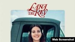 جلد آلبوم جدید لانا دل ری: شهوت زندگی