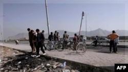 Əfqanıstanda intiharçının hücumu zamanı 7 nəfər həlak olub