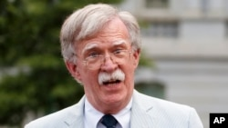 Savetnik za nacionalnu bezbednost u Beloj kući Dđon Bolton