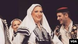 Efie Derksen KUD 'Veselin Masleša' Banja Luka