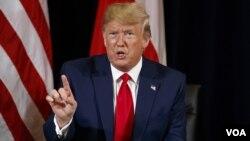 Shugaban Kasar Amurka Donald Trump