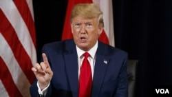 Rais wa Marekani, Donald Trump