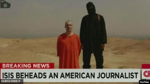 Interpol nói vụ sát hại ký giả James Foley gây kinh động cả thế giới và chứng tỏ sự đồi bại của các chiến binh Nhà nước Hồi giáo hoạt động ở Iraq và Syria.