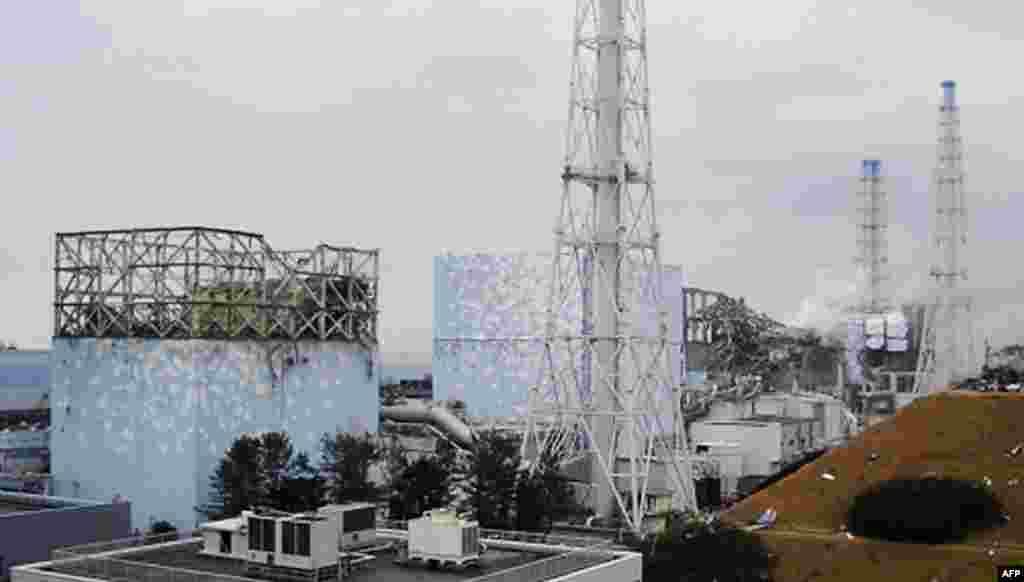 Третий энергблок АЭС «Фукусима-Дайчи». 15 марта 2011 г.