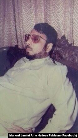 علامہ احسان الہٰی ظہیر 1987 میں لاہور میں بم دھماکے میں ہلاک ہو گئے تھے۔