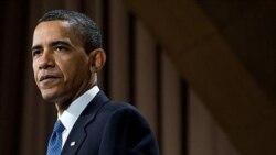 ملاقات باراک اوباما با وزیر دفاع اسرائیل در کاخ سفید