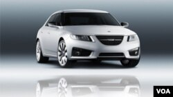 General Motors dice que cesará la producción de Saab, dejando 3.400 personas sin trabajo.