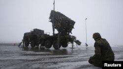 Alman askeri personel Türkiye'nin istediği Patriot füzesavar bataryalarının idaresinden sorumlu